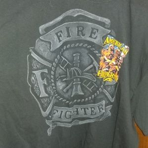 Other - Firefighter tee